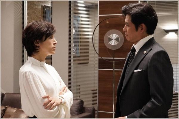 SUITS(スーツ) 所長 幸村チカ役 女優 誰