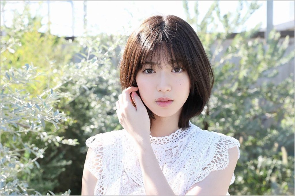 "I""s(アイズ)ドラマ 伊織役 女優 白石聖"
