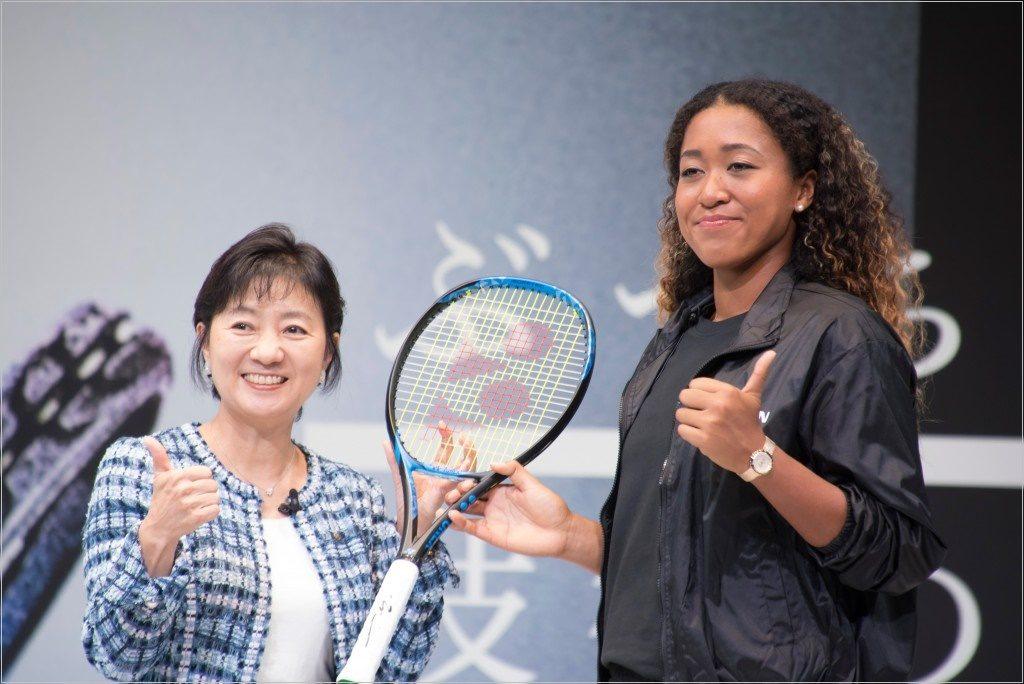 日産 CM テニス選手 誰