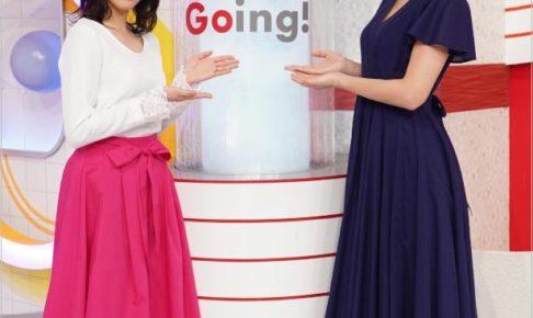 Goingお天気キャスター 2019 2人