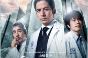 白い巨塔2019】 野坂教授役 キャスト 誰