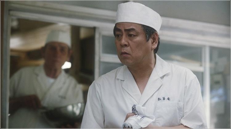 ボスCM 和菓子屋 俳優 誰